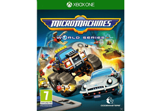 Xbox One - Micro Machines World Series /F