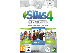 PC - Sims 4: Bundle 4 /M