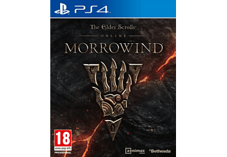 PS4 - Elder Scrolls Morrowind /F