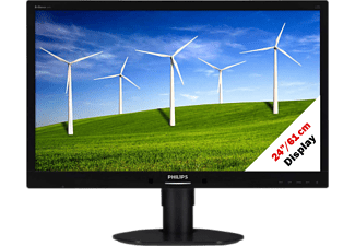 "PHILIPS 241B4LPYCB/00 - Moniteur (24 "", Full-HD, Noir)"
