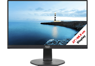 "PHILIPS 272B7QPJEB/00 - Monitore (27 "", WQHD, 75 Hz, Nero)"