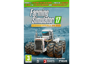 PC - Landwirtschafts Simulator 17: Offizielles Big Bud Add-On /F