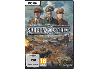 PC - Sudden Strike 4 /F