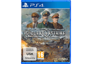 PS4 - Sudden Strike 4 /F