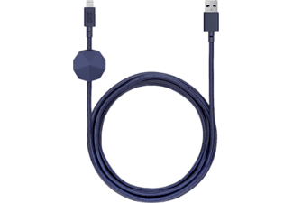 NATIVE UNION UNION Anchor Night Cable - Câble Lightning (Bleu foncé)