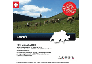 GARMIN TOPO Switzerland PRO - Cartes