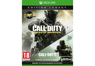 Xbox One - Call of Duty: Infinite Warfare - Legacy Edition /F