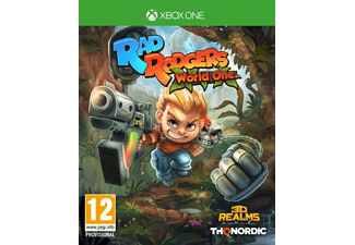 Xbox One - Rad Rodgers /F/I