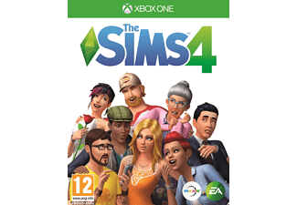 Xbox One - Sims 4 /Multilingue