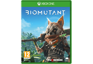 Xbox One - Biomutant /D