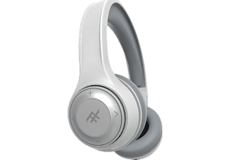 IFROGZ Aurora Wireless - Cuffie Bluetooth (On-ear, Bianco)