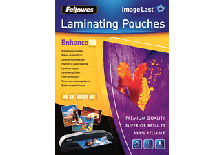 FELLOWES 5396003 LAMINATING POUCHES A5 25PCS - Laminierfolie