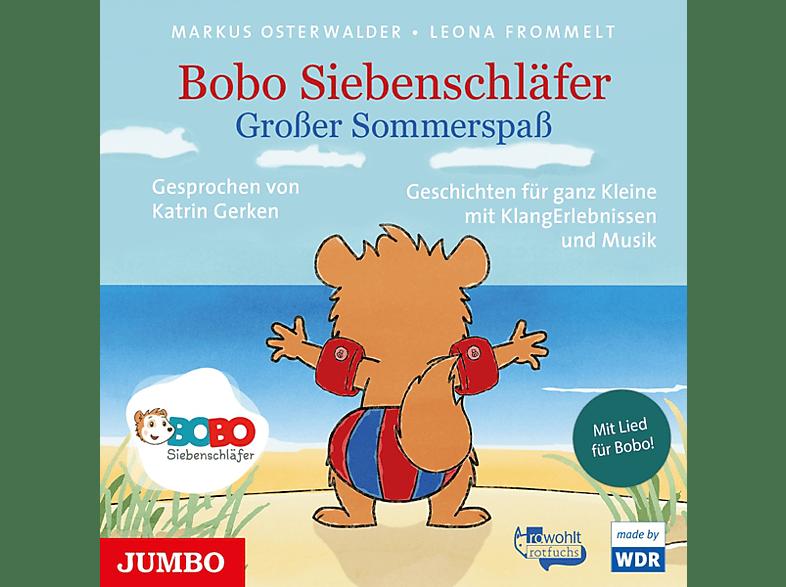 Bobo Siebenschläfer. Großer Sommerspaß - (CD)