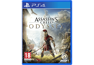 Assassin's Creed Odyssey NL/FR PS4