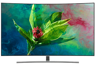 "SAMSUNG 55Q8CNA 55"" 139 Ekran Uydu Alıcılı Smart 4K Ultra HD LED TV"