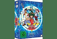 YU-GI-OH! ARC-V-1.1 STAFFEL [DVD]