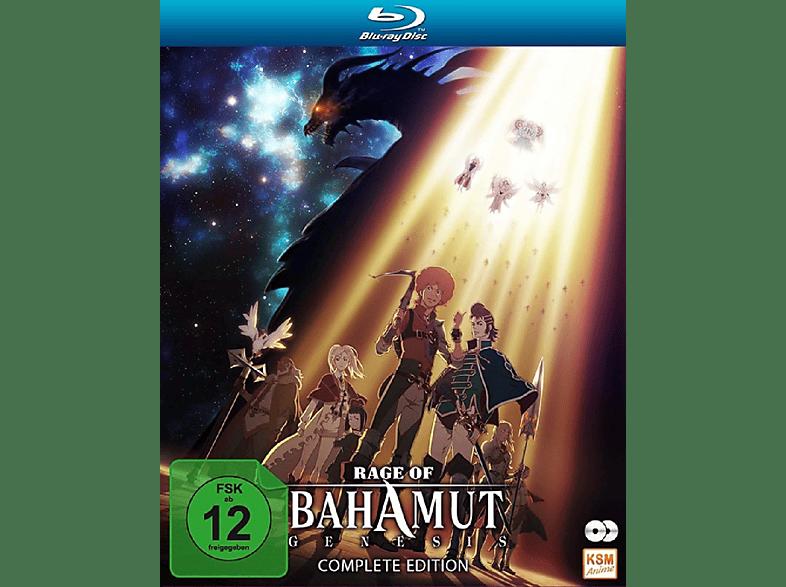 RAGE OF BAHAMUT: GENESIS-COMPLETE EDIT. [Blu-ray]