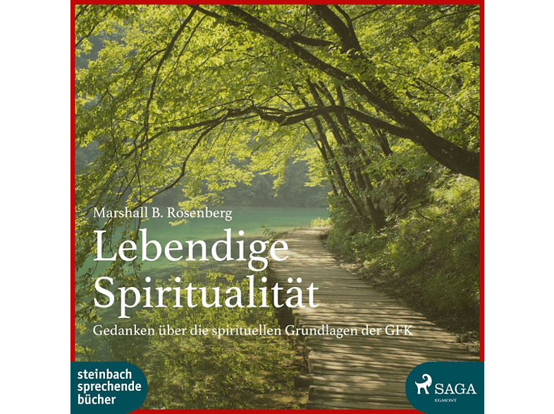 Wolfgang Berger - Lebendige Spritiualität - (CD)