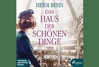 Claudia Adjei - Das Haus der schönen Dinge - (MP3-CD)