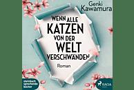 Erich Wittenberg - Wenn alle Katzen von der Welt verschwänden - (MP3-CD)