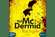 Wolfgang Berger - Rachgier  - (CD)