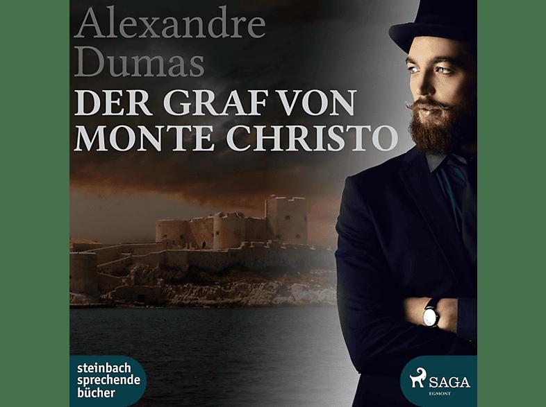 Hans Eckhardt - Der Graf Von Monte Christo - (MP3-CD)