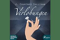 Svenja Pages - Die Verlobungen - (MP3-CD)