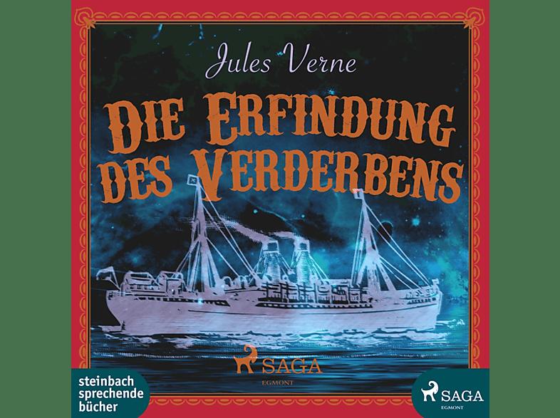 Vlad Chiriac - Die Erfindung des Verderbens - (MP3-CD)