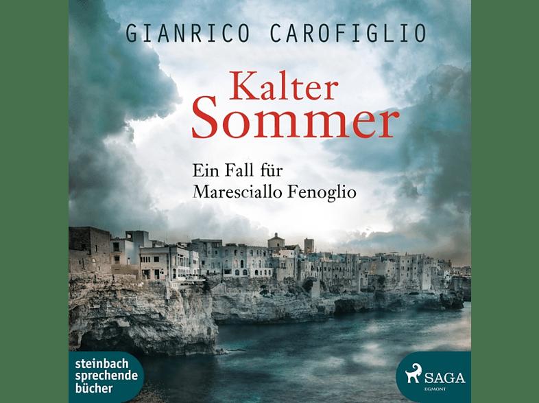 Erich Wittenberg - Kalter Sommer - (MP3-CD)