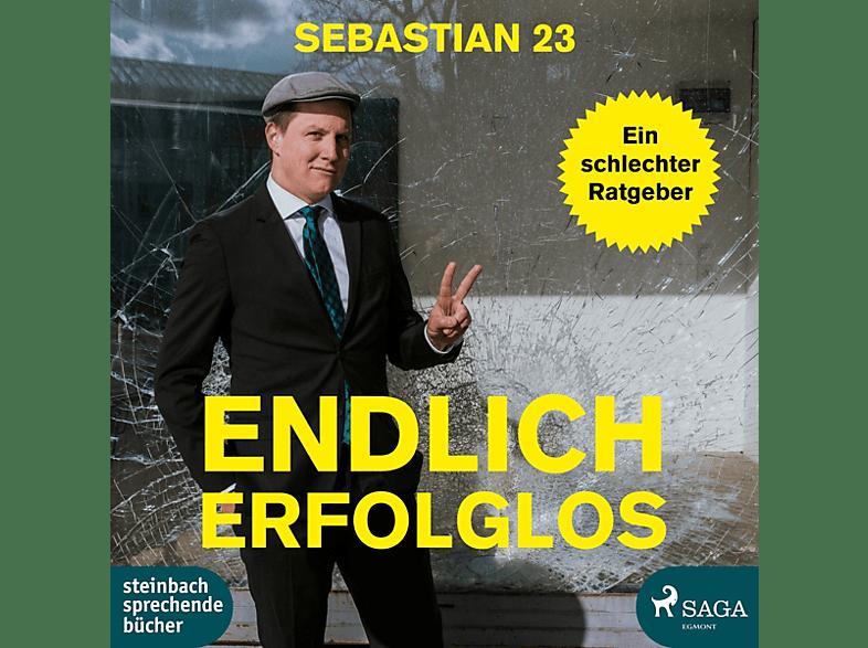 Sebastian 23 - Endlich Erfolglos!-Ein Schlechter Ratgeber - (MP3-CD)