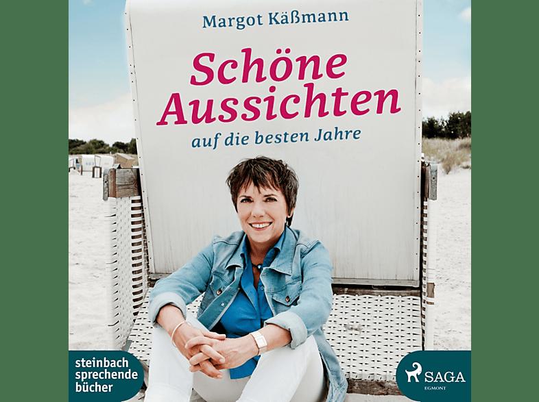 Margot Kässmann - Schöne Aussichten auf die besten Jahre - (MP3-CD)