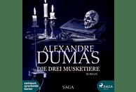 Christoph Lindert - Die Drei Musektiere - (MP3-CD)