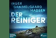 Ulrike Folkerts - Der Reiniger - (MP3-CD)