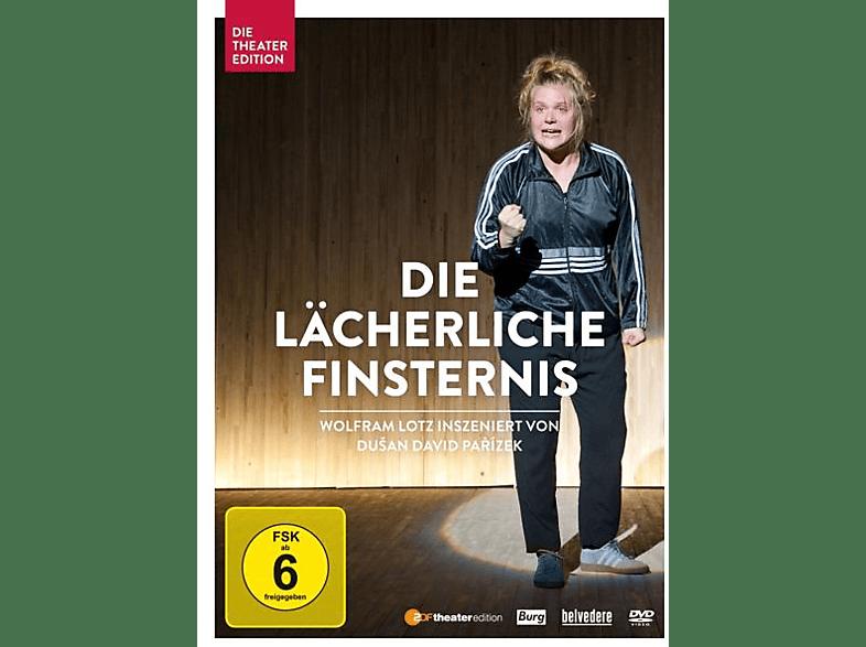 Die lächerliche Finsternis [DVD]