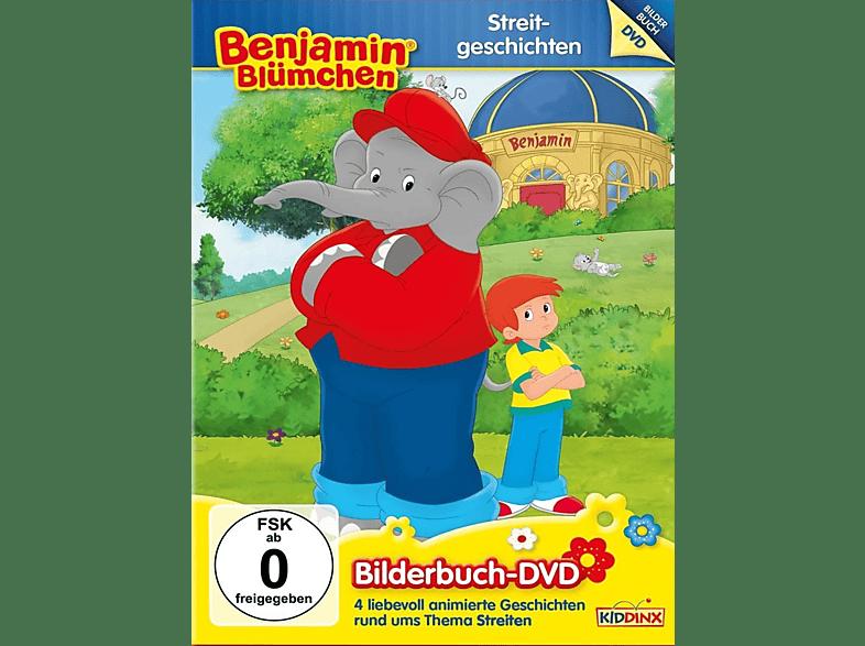 Benjamin Blümchen - Bilderbuch/Streitgeschichten [DVD]