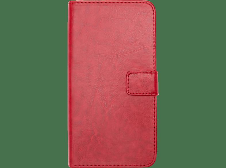 V-DESIGN BV 419 Bookcover Lenovo Moto G6  Rot