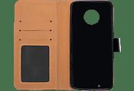 V-DESIGN BV 417 Bookcover Lenovo Moto G6  Schwarz