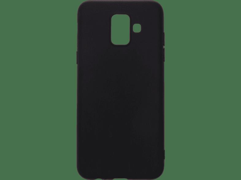 V-DESIGN VMT 252 , Backcover, Samsung, Galaxy A6 (2018), Schwarz