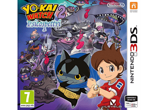 3DS - Yokai Watch 2 Geistige Geister /I