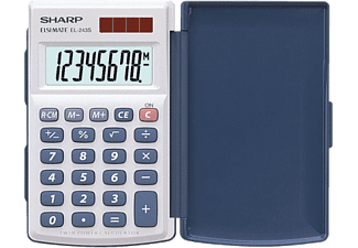 SHARP EL243S - Calculatrice de poche