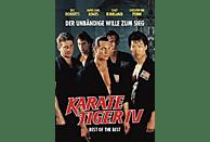 KARATE TIGER 4 - BEST OF THE BEST (O-CARD) UNCUT [DVD]