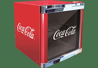 CUBES CC 165 Kühlschrank (84 kWh/Jahr, A+, 510 mm hoch, Rot)
