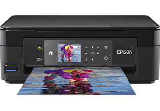 EPSON Multifunktionsdrucker Expression Home XP-452, schwarz (C11CH15403)