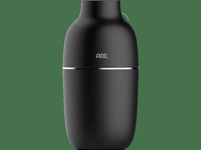 ADE HM1800-2 USB Luftbefeuchter Schwarz (, Raumgröße: 6 m³)