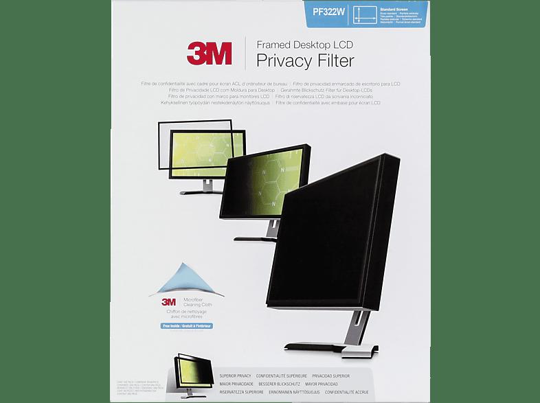 3M PF322W, Blickschutzfilter