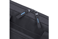 RIVACASE 8037 Notebooktasche, Aktentasche, 15.6 Zoll, Schwarz