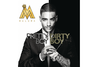 Maluma - Pretty Boy, Dirty Boy (CD)