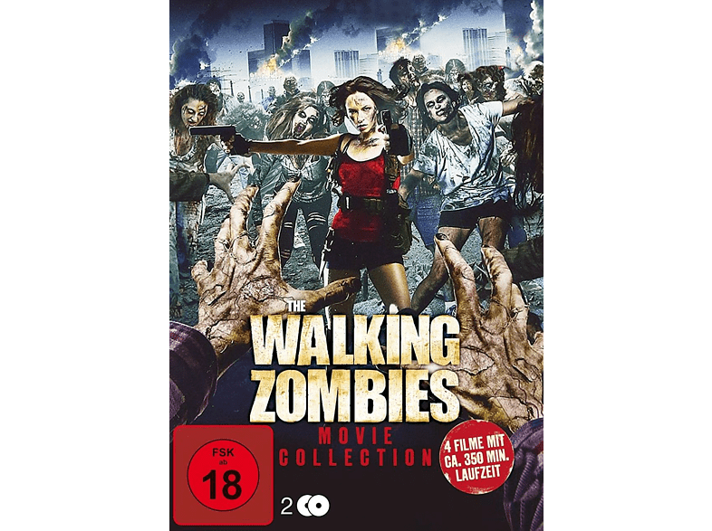 The Walking Zombies - Movie Collection [DVD]