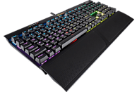 CORSAIR K70 RGB MK.2 RAPIDFIRE, Cherry MX Speed-Tasten, Gaming Tastatur, Mechanisch, Sonstiges