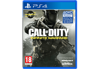 PS4 - Call of Duty: Infinite Warfare /F